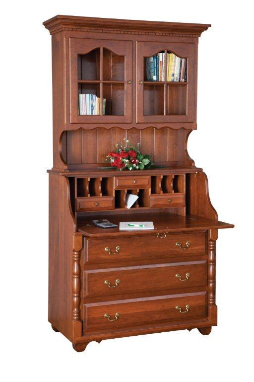 Secretary Desk is Great for Small Homes or Offices