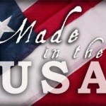 Made in USA Flag Photo