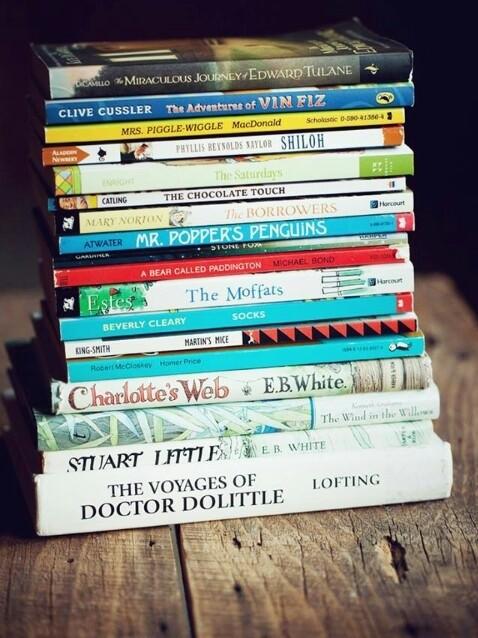 kids coffee table books
