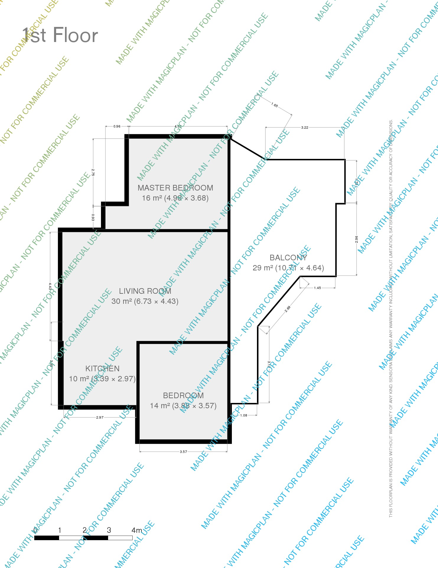 Plan 1 - 1st Floor