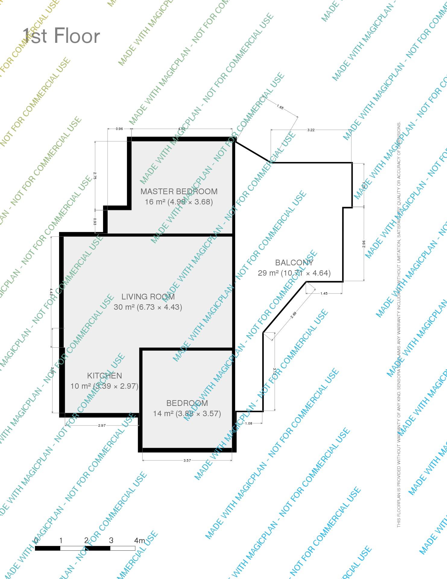 Plan 1 - 1st Floor