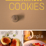 Amish Thimble Cookies, Plus Several Life Lessons
