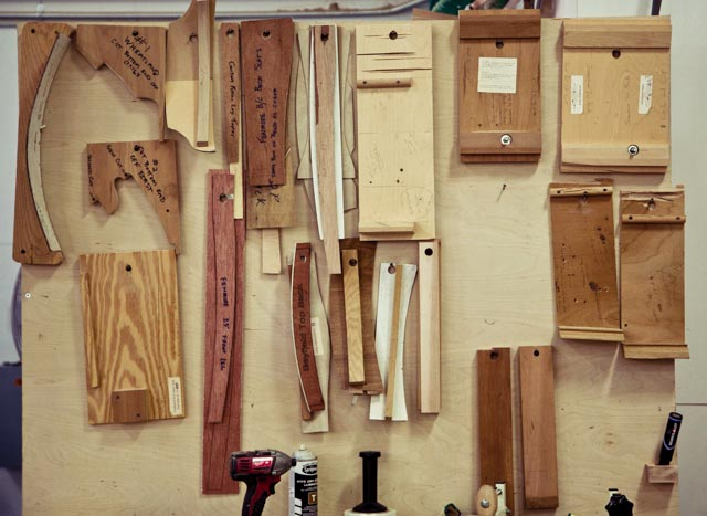 Yoder Hanging tools - dutchcrafters amish furniture