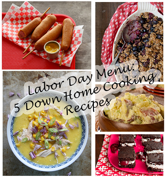 Labor Day Furniture Sales 2014: Labor Day Menu: Down-Home Cooking