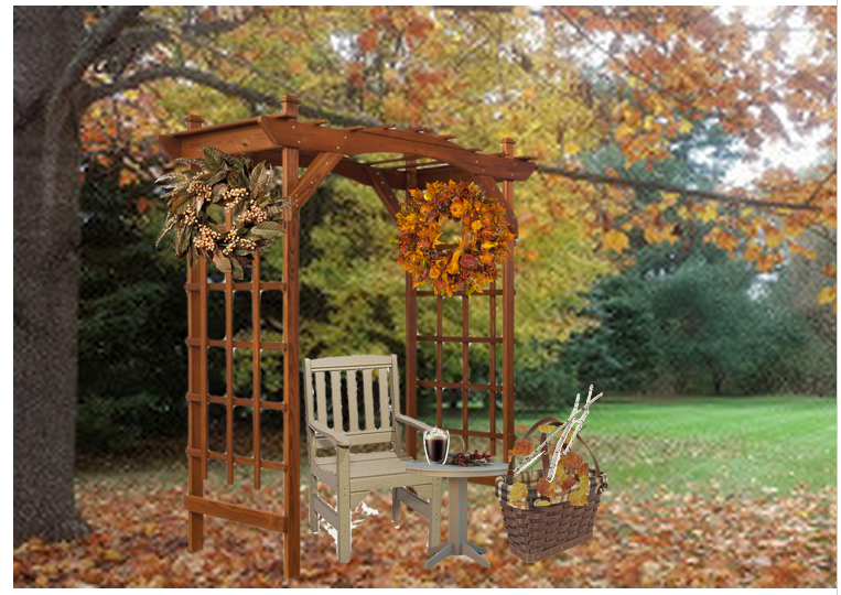 Fall Relaxation with Dutchcrafters outdoor Furniture