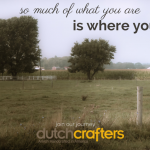 Amish Country #TravelQuote