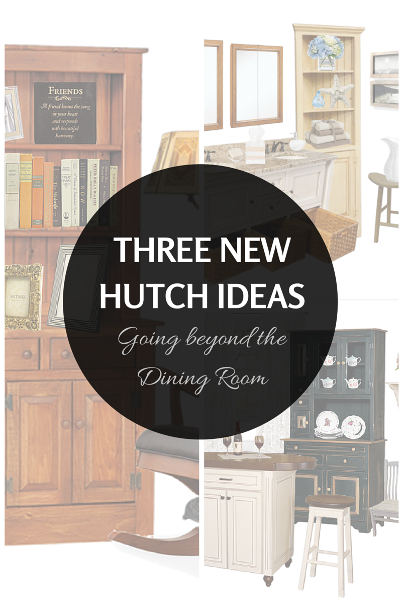 Three New Hutch Ideas Going Beyond the Dining Room