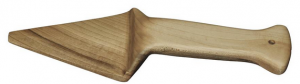 Amish Wooden Oiled Pie Server