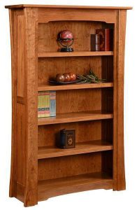 Amish Jamestown Bookcase
