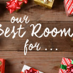 Where To Spend Your Christmas: Our Best Rooms for the Holidays!