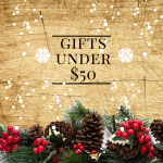 Christmas Gift Guides 2014 | Under $50