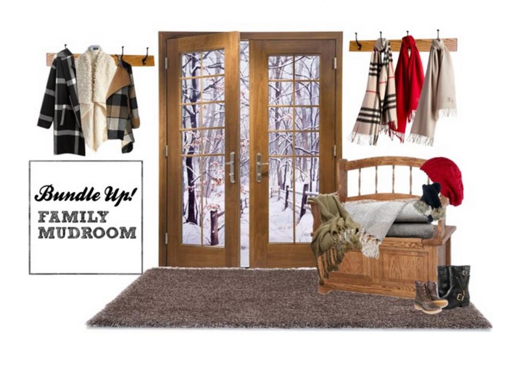 Three Ways to Use a Foyer Storage Bench