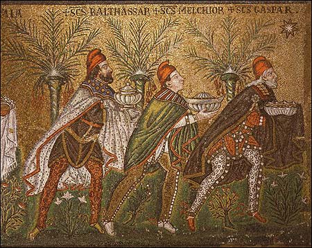 Three Kings for Epiphany Old Christmas