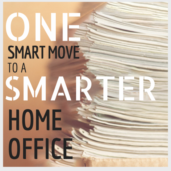 One Smart Move to a Smarter Home Office