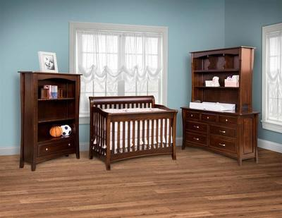 Amish Berkley Nursery Set