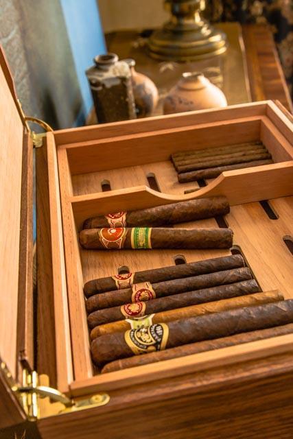 American Made Cigar Humidor
