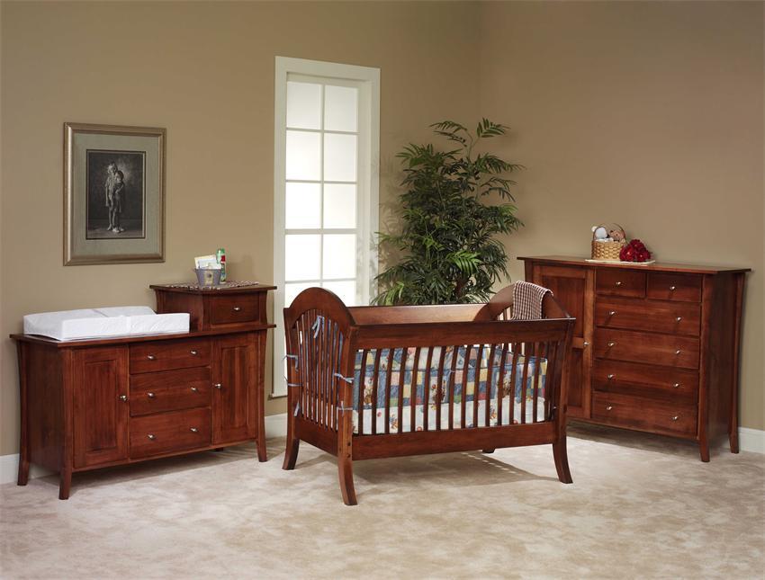 Manhattan Nursery Furniture Set by DutchCrafters