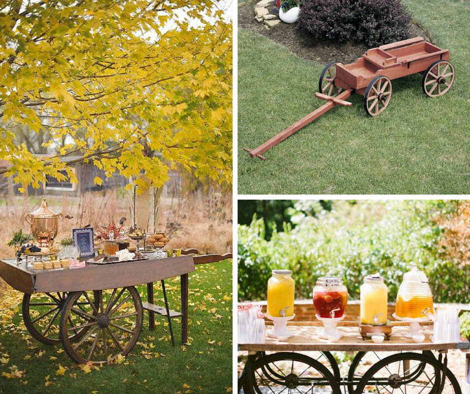 Don't Miss this Wedding Season Trend: The Wedding Wagon!: Drinks