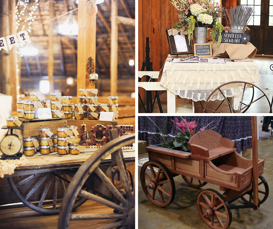 Don't Miss this Wedding Season Trend: The Wedding Wagon!: Favors