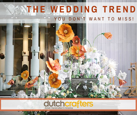 Don't Miss this Wedding Season Trend: The Wedding Wagon!