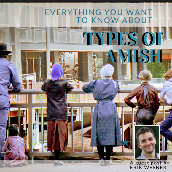 Everything You Want to Know About: Types of Amish