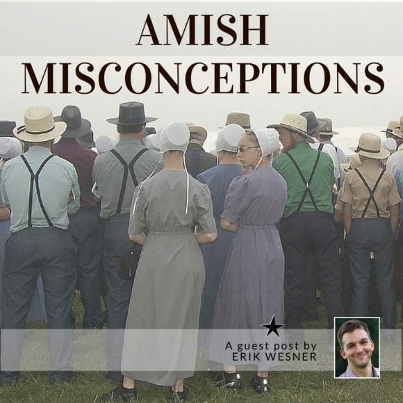 amish misconceptions