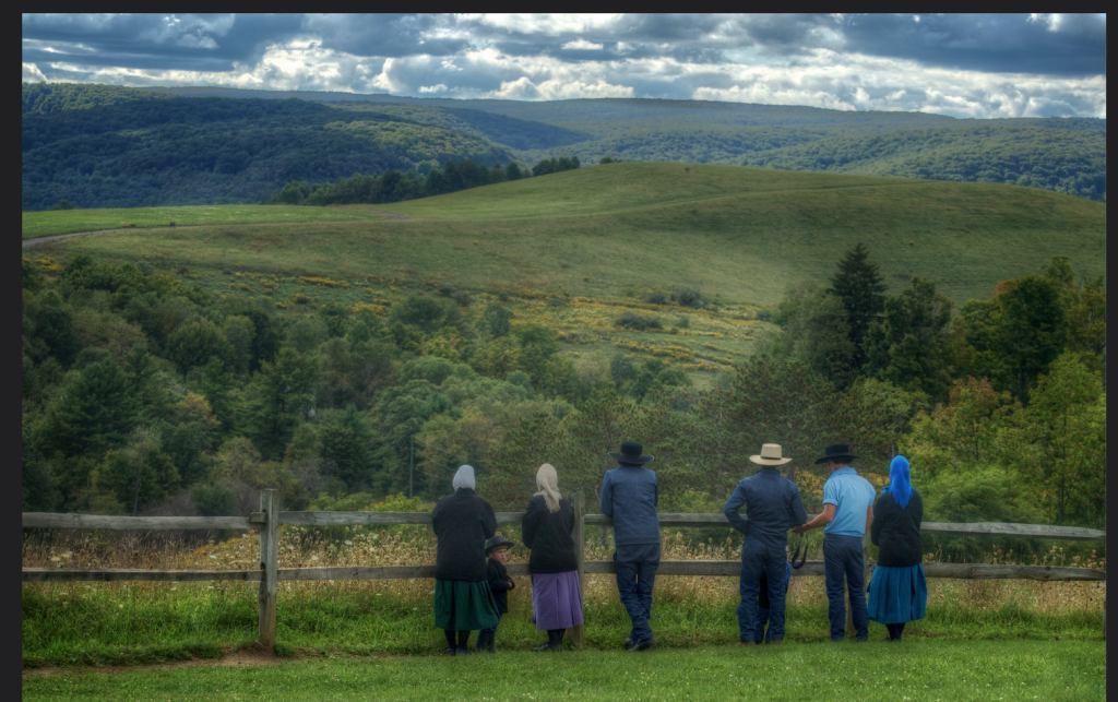 Everything You Want to Know About: Amish History : Migration