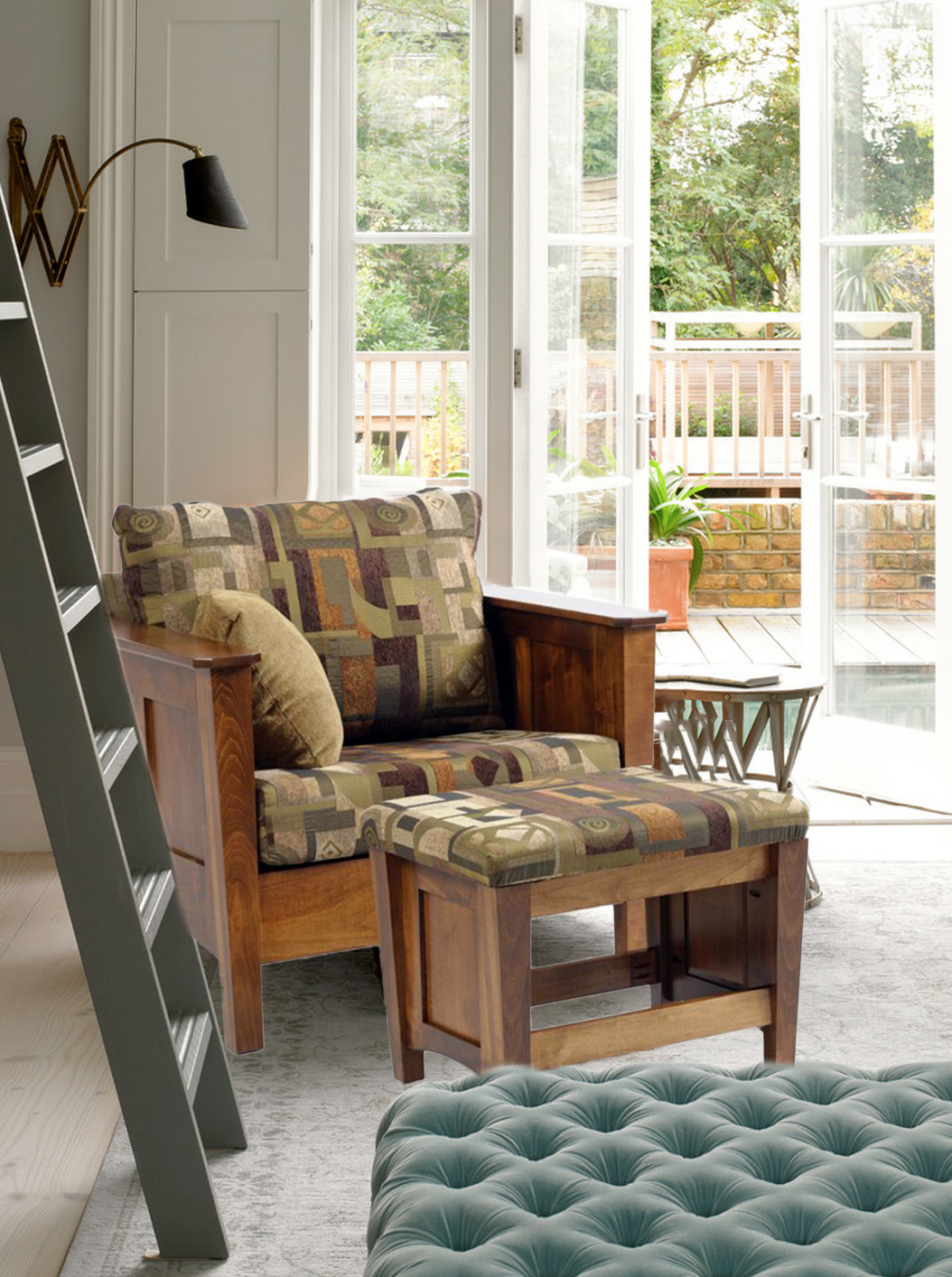 Urban Shaker Reading Nook Furniture