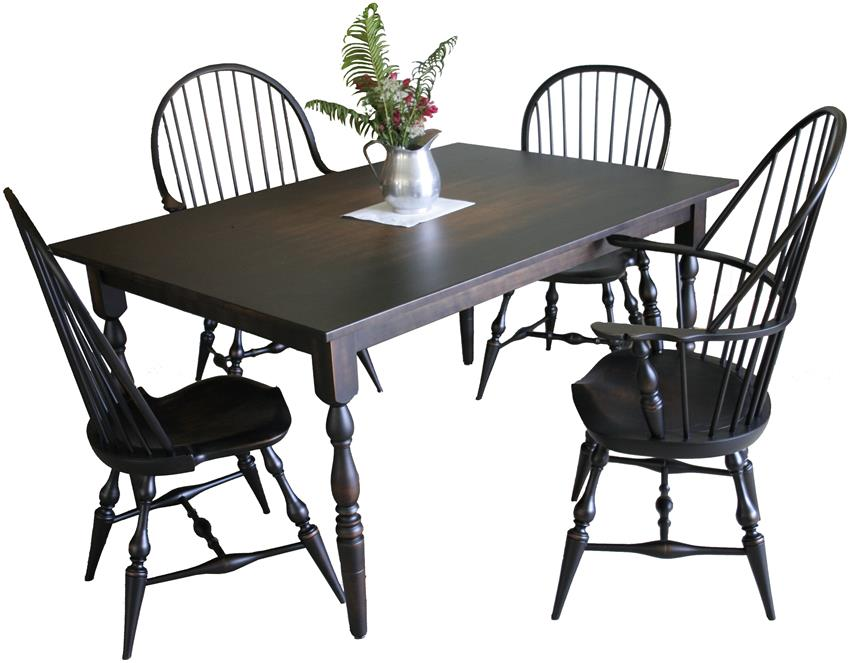 Amish Windsor Dining Chair