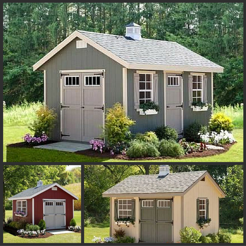 the big list of shed landscape ideas: common upgrades