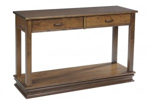 Amish Parkman Hall Table