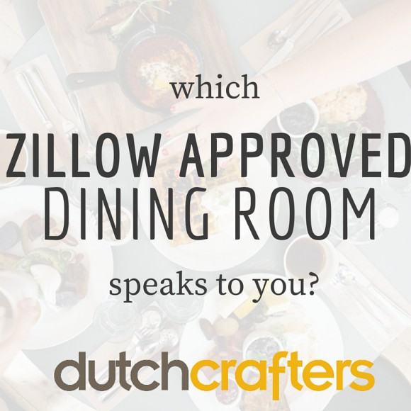 Which Zillow Approved Dining Room Speaks to You?