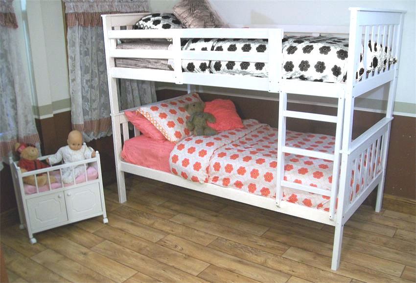 Individualized Bunk beds