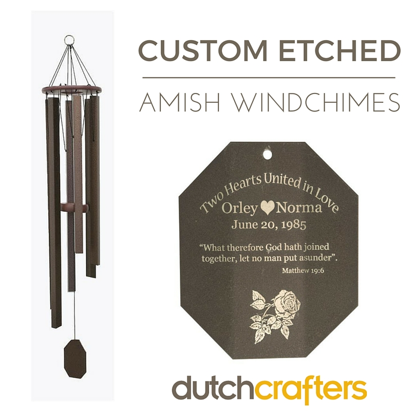 valentines gifts for her. 1. windchime