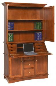 Amish Grand Secretary Desk