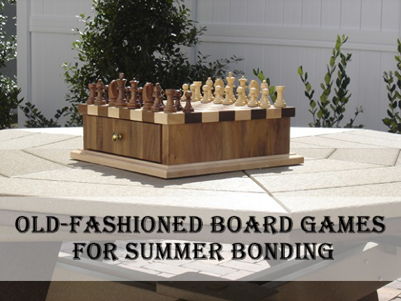Old-fashioned Board Games
