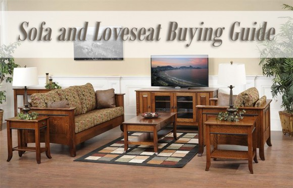 Sofa and Loveseat Buying Guide