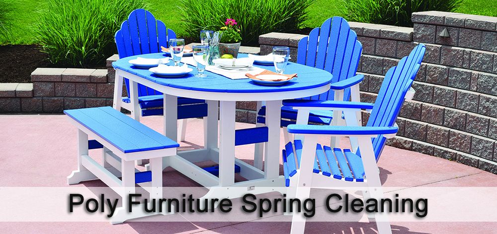 Poly Furniture Spring Cleanin