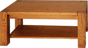 Amish Sequoia Coffee Table