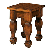 Amish Marriot Small End Table