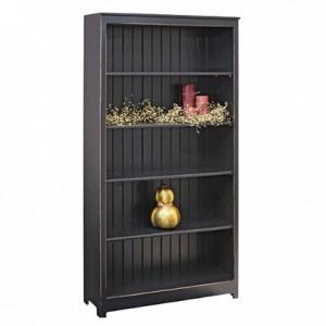 Amish Pine Wood Bookcase 6'