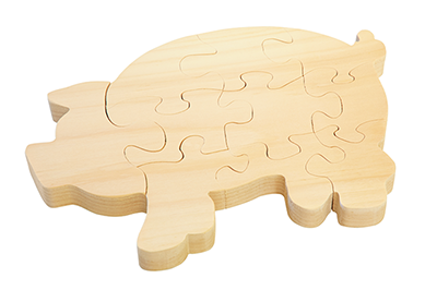 Jakes Wooden Jigsaw Puzzles