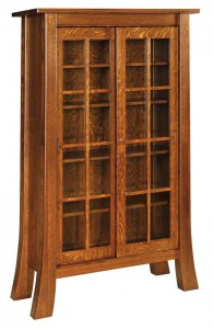 Amish Witmer Bookcase