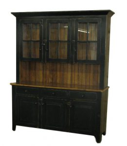Amish Barnwood Hutch
