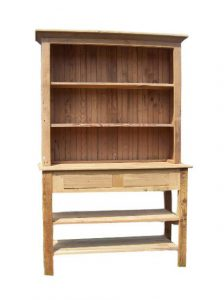 Amish Farmhouse Hutch
