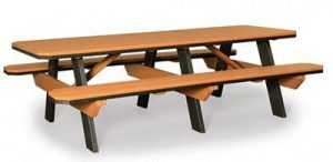 Amish Poly Picnic Table