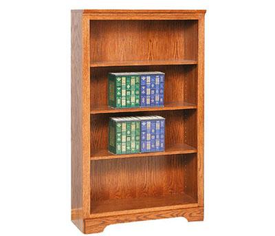 Amish Elegance Economy Bookcase