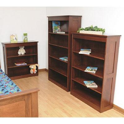 Amish Kids' Panel Bookshelf