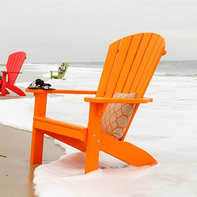 Finch SeaAira Poly Adirondack Chair