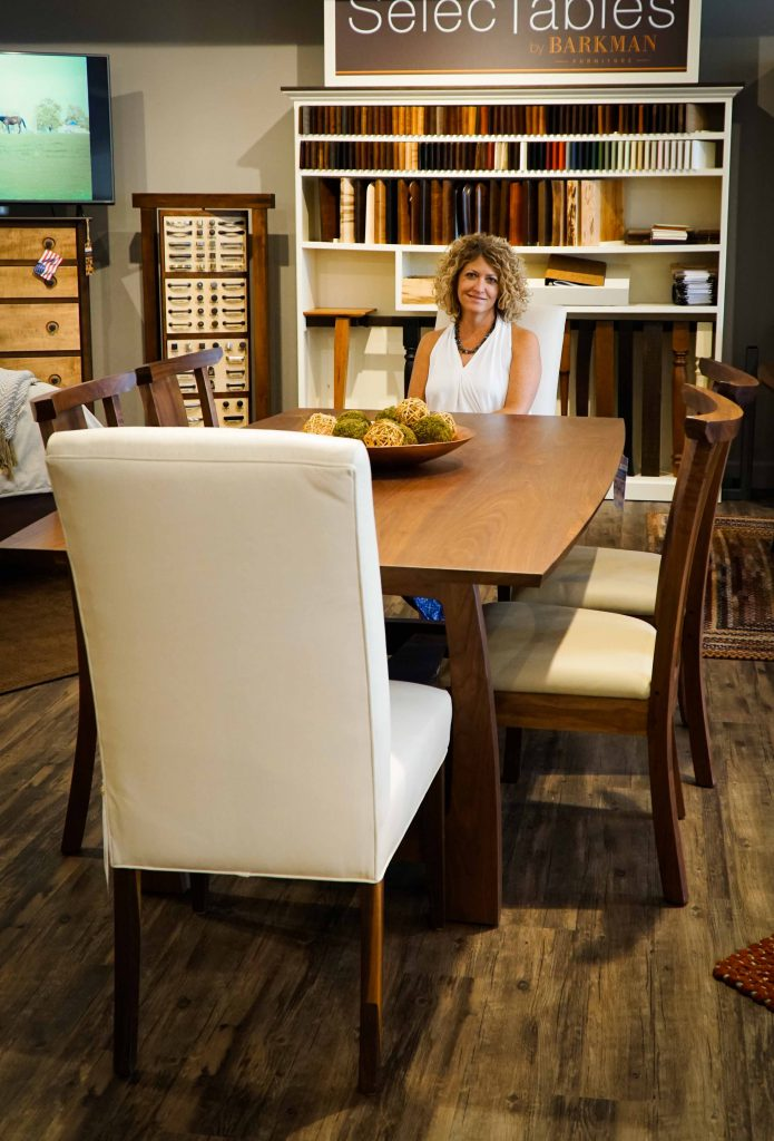 Amish Grand River Extension Dining Table